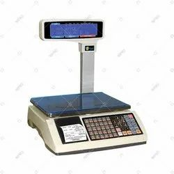 Receipt Printing Weighing Scale