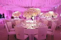 Floral Decorations For Birthday Party