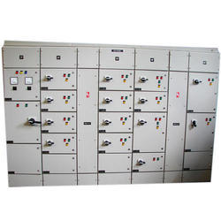 Automatic Mild Steel MCC Electrical Panels