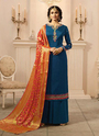 Designer Palazzo Suits For Party