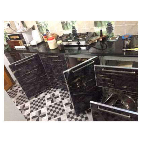 Glossy Pvc Kitchen Cabinet Laminated Sheet Thickness 2 5 Mm Rs 75 Square Feet Id 20382434973