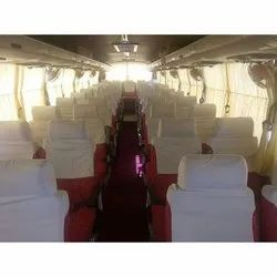 Passenger Bus Service, Seating Capacity: 54 Seater