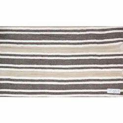 110 Cm Plain Silk Hand Woven Fabrics, GSM: 100-150