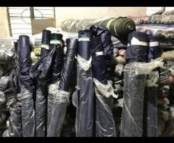 Black leakage proof bags fabric, GSM: 50-100