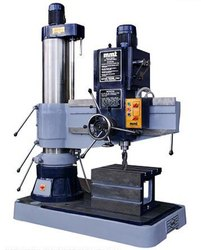 Geared Radial Drilling Machine