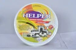 Helper Natural Mix Dish Wash Round, Packaging Size: 250 Gms