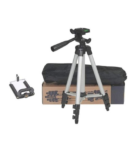 Tripod TF-3110 For Smart Phone & Camera With Box Packing HE-978