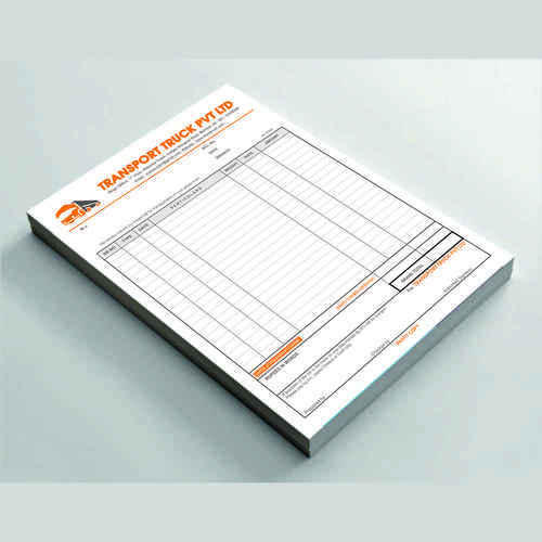 invoice or lorry receipt