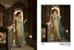 Stylish Party Wear Georgette Suit