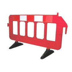 PVC Safety Barrier