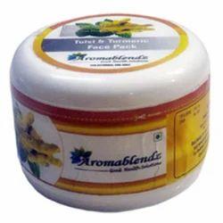 Aromablendz Tulsi and Turmeric Face Pack