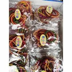Rajvi Fancy Hair Rubber Band, For Personal, Packaging Size: 576 Piece