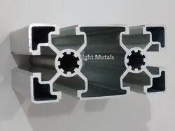 Rectangular LM 45x90mm Aluminum Extrusion