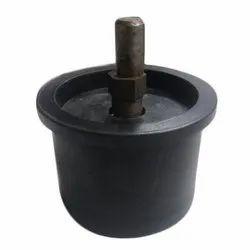 Mild Steel Textile Machine Belt Guide Roller