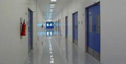 Commercial Scientific Doors