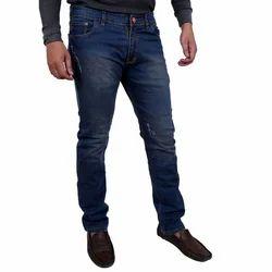 Denim Plain Mens Stylish Jeans