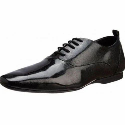 Men Black Official Shoes, Rs 950 /pair