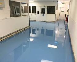 Concrete Epoxy Floor Coating Service