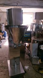 semiautomatic auger Powder Filling Machine
