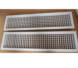 Double Deflection Air Grilles