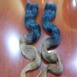 Most Popular Indian Human Twin Colour Hair King Review