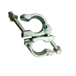 British Forged Swivel Coupler