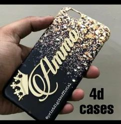 4d Mobile Covers, Glitter Phone Cases, Name Cases, Customized 4d Cover