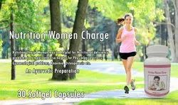 Nutrition women charge softhel capsule