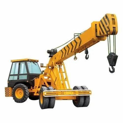 Hydraulic Forklift Rental Service
