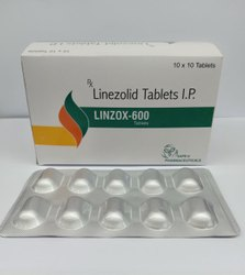 Linezolid Tablets