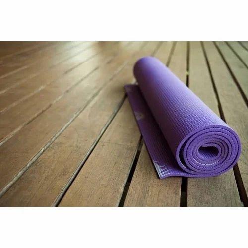 Yoga Mat, Exercise & Fitness Equipment