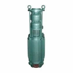 Vertical Open Well Agriculture Submersible Pumpset