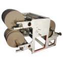 Double Shaft Paper Slitter Rewinder