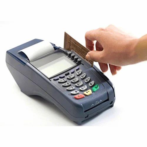 Card Swipe Machine, Voltage: 7 - 7 V, SS Agency ID: 7