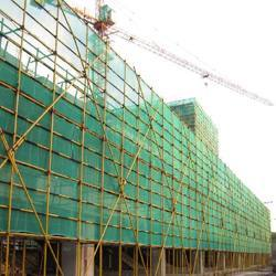 Scaffold Construction Safety Net
