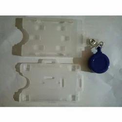 Plain ID Card Holder