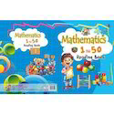 Mathematics 1 To 50 Reading Book