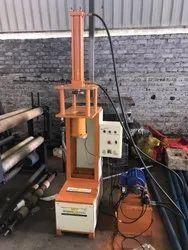 Manual Vertical Dhoop Stick Making Machine