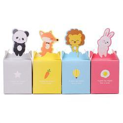 Duplex Paper Printed Gift Packaging Box, Size: 75 x 75 x 90 mm