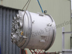 Vacuum Process Mixing Tank
