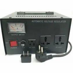Analog Three Phase AC Automatic Voltage Regulator