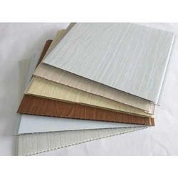 Plain 6 mm Decorative Wall Panel, For Residential