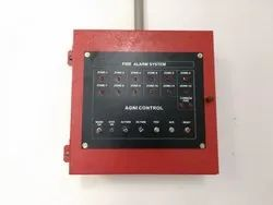 NATIONAL M S Body Fire Alarm System