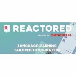 1 Sanako Reactored Foreign Language Learning Course