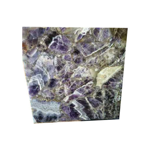 Agate Slab, Thickness: 5-10 mm