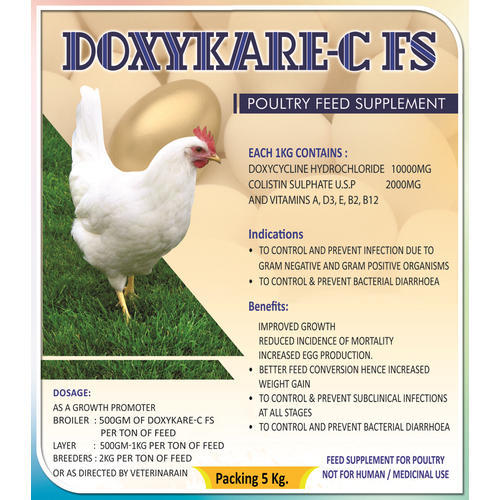 Broiler Feed Supplement | Raakare Health Solutions