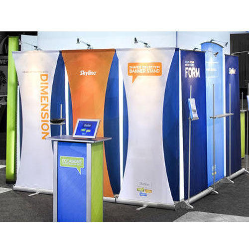 Retractable Banner Stand, For For Advertising