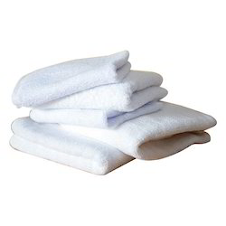 theWoodWhite India White Face Towel, Size: 12