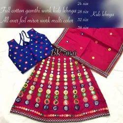 BR Chaniya Choli For Kids