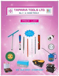 Stainless Steel Taparia Hand Tools, Application Type: Industrial & Personal